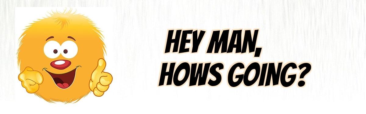 slang ways to say hello