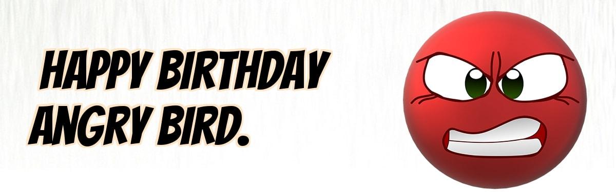 way to say happy birthday