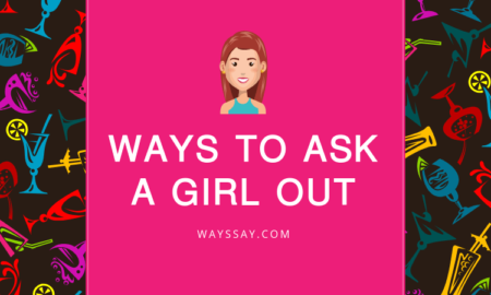 ways to ask a girl out