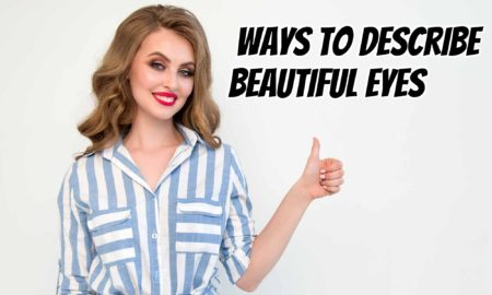 ways to describe beautiful eyes