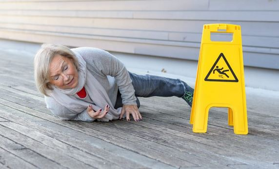 Are Slip and Fall Cases Hard to Win
