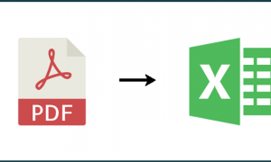 3 Legitimate Ways to Convert PDF Files to Excel Files