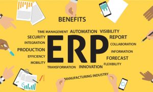 6 Colossal Benefits of Manufacturing ERP Software