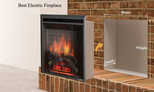 Does your electric fireplace have to emit heat