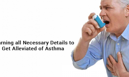 Learning all necessary details to get alleviated of asthma