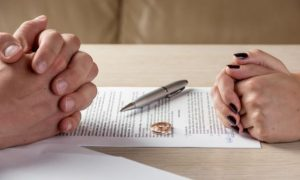 What Does a Contested Divorce Mean