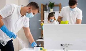 What To Expect From An Office Cleaning Service In Singapore