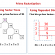 How can Worksheets be Used to Understand Prime Factorization?