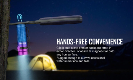 3 Reasons Why You Should Carry an EDC TorchWhile Camping