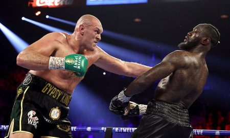 Fury vs Wilder: heavyweight boxing rivals complete the trilogy in Vegas this summer