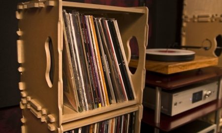 How to Store Your Vinyl Collection