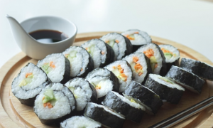 Ideas: What goes with sushi