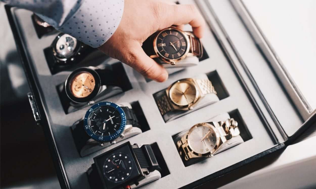 How to Properly Store and Maintain Your Wristwatch Long Term