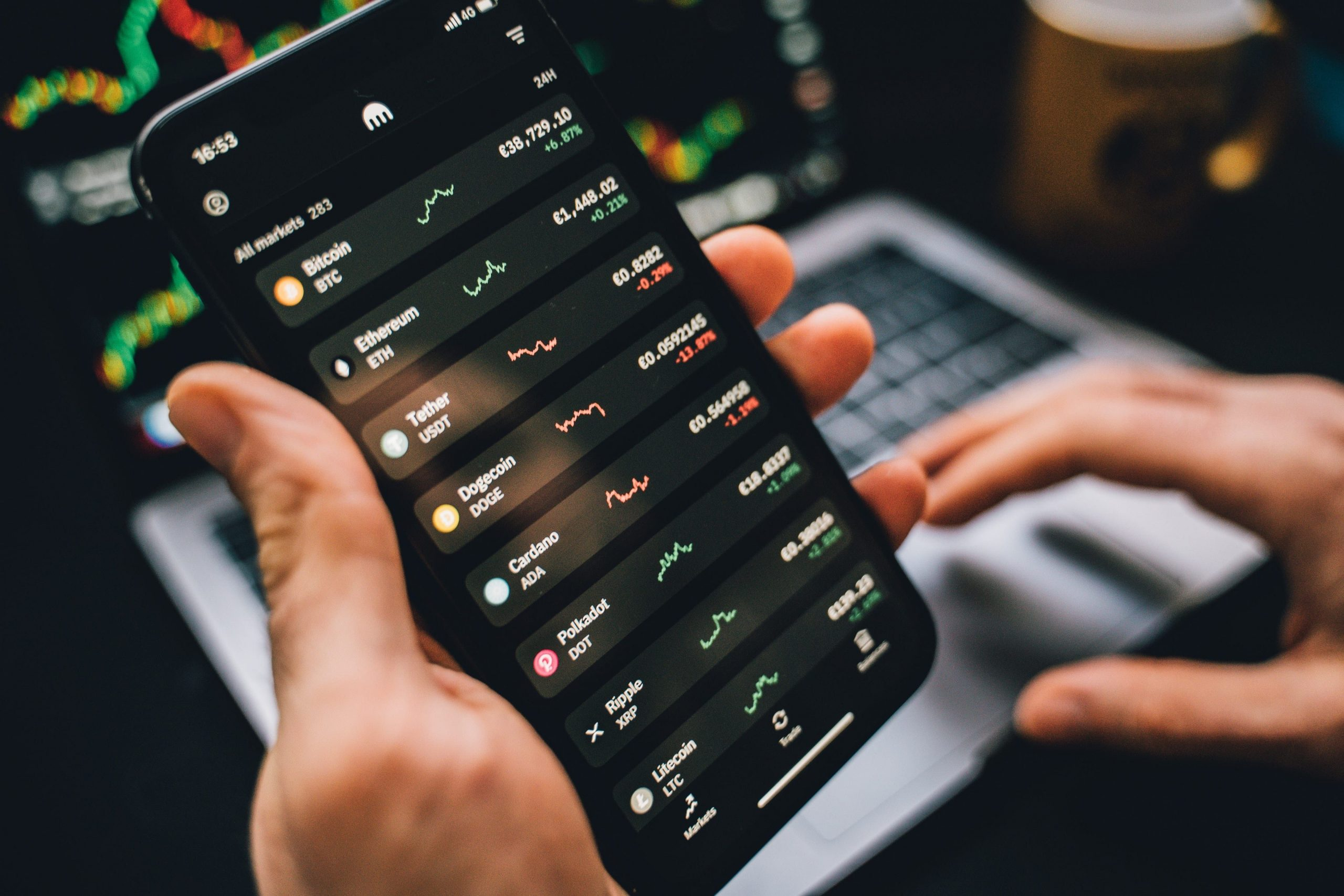 Top 5 Apps for Trading Cryptocurrency In 2021