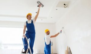 Top 5 Factors to Consider When Hiring Commercial Painting Companies