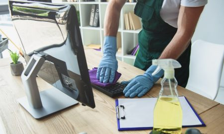 Why a Sparkly Clean Office Space Means Keeping Your Workers Safe