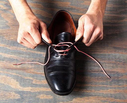 Dusted and Polished: 5 Tips to wear clean Shoes