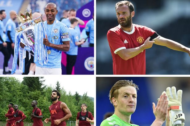 Premier League 2021/22: Manchester City are gearing up for the new season