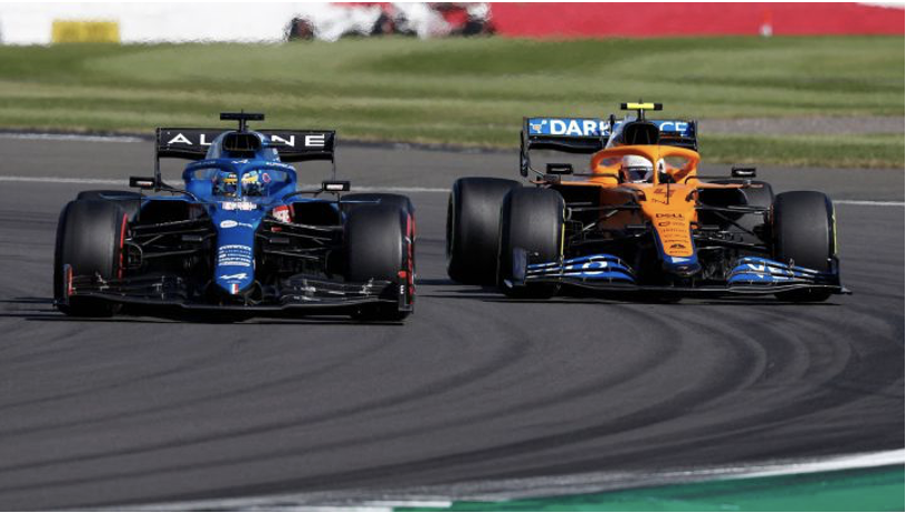 The Importance Of Tires In Formula One