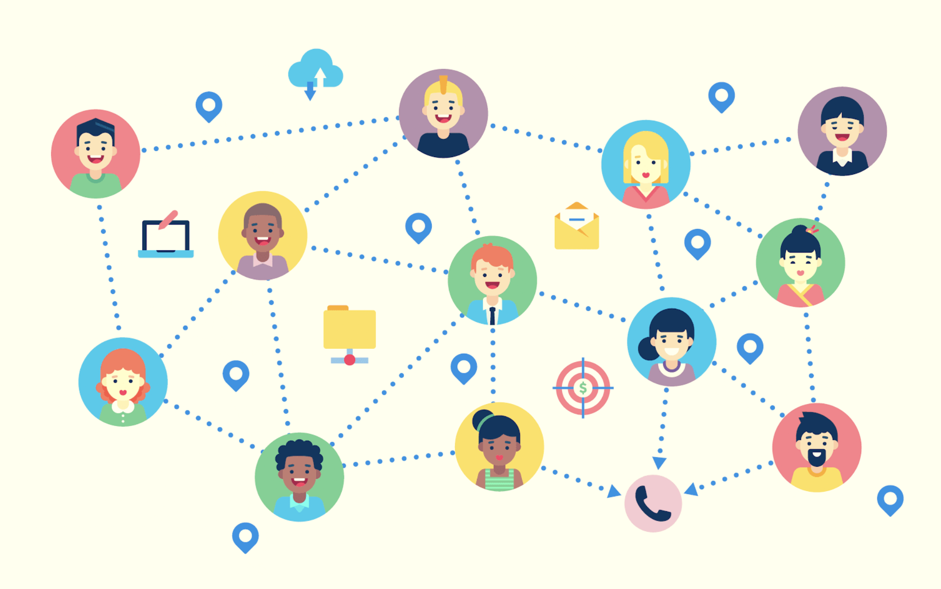 How to Transition from Physical to Virtual Team Building?