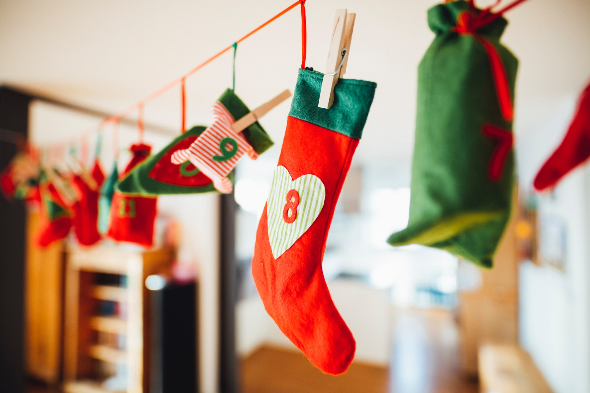 best fabric for Christmas stockings