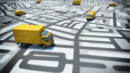 5 Benefits of a GPS Tracker for Commercial Vehicles