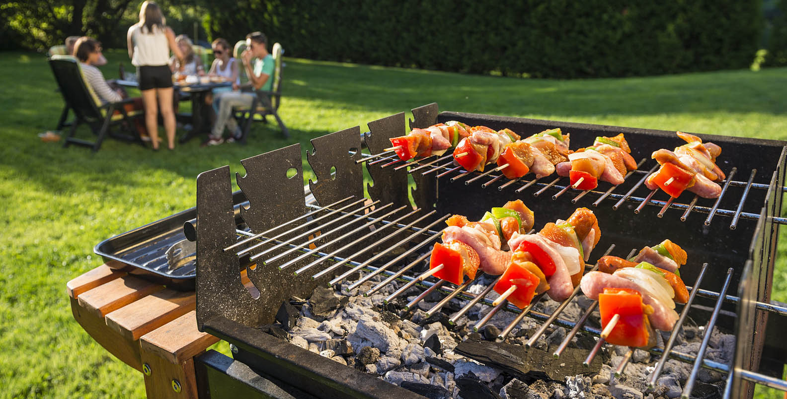 5 Tips for Hosting the Best BBQ Party