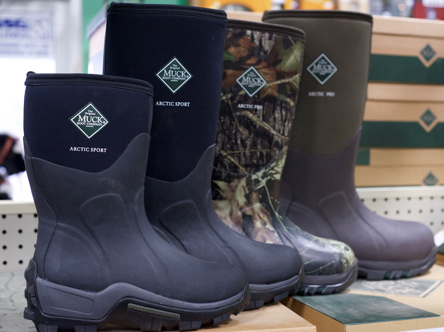 Buying Muck Boots Online