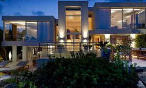 Create Your Dream Home with outside lights