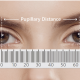 How to find pupillary distance?