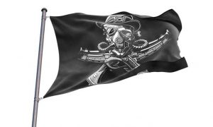Why did Pirates FlyThe Jolly Roger