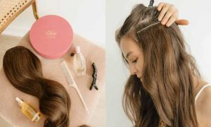 An easy guide to 5 types of hair extension methods