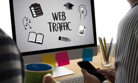 Increase your website's traffic