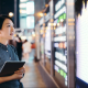 What happens when you use Digital Signage software for Queue Management?