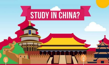 Studying in China 2021